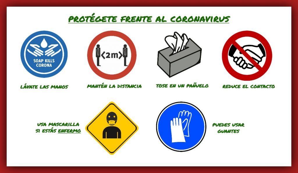 medidas prevencion coronavirus