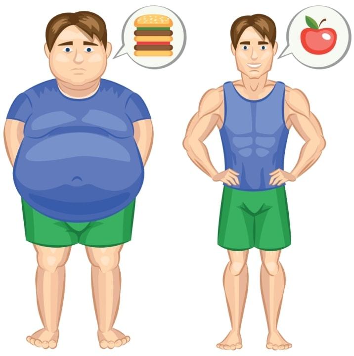 Perder peso higado graso