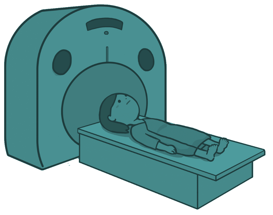 TAC escáner