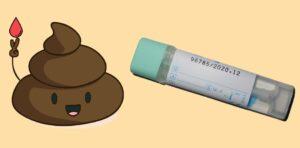 Test sangre oculta heces