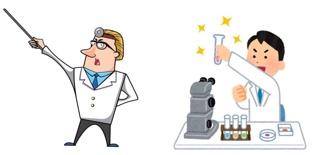 Docencia investigación medicina