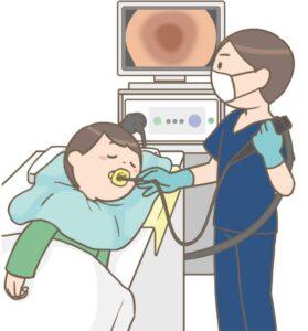 Gastroscopia especialidad aparato digestivo